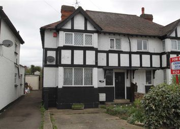 Thumbnail 3 bedroom semi-detached house for sale in New Road, London