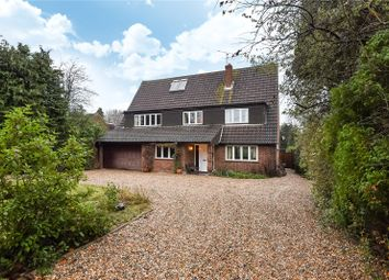 Thumbnail 4 bed detached house for sale in Barkham Ride, Finchampstead, Wokingham, Berkshire