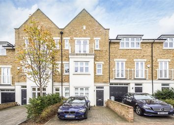 Thumbnail 4 bed terraced house for sale in Emerald Square, London