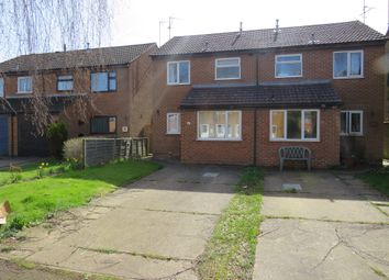 Thumbnail 2 bed semi-detached house for sale in Medlock Crescent, Spalding