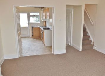 Thumbnail 2 bed flat to rent in Victoria Street, Shirebrook, Mansfield