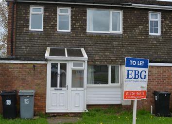 Thumbnail 3 bed semi-detached house to rent in Cringleway, Great Ponton