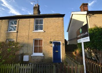 Thumbnail 2 bed semi-detached house to rent in Paddock Road, Buntingford