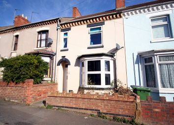 Thumbnail 3 bed terraced house for sale in St Barnabas Street, Wellingborough, Northamptonshire.