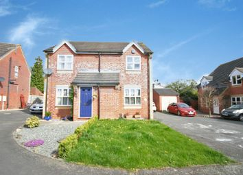 Thumbnail 2 bed semi-detached house to rent in Ladyfields Way, Newhall, Swadlincote