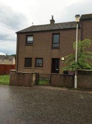 Thumbnail 3 bed end terrace house to rent in Beechfield Road, Elgin