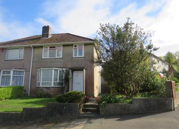 Thumbnail 3 bed end terrace house for sale in Melrose Avenue, Plymouth