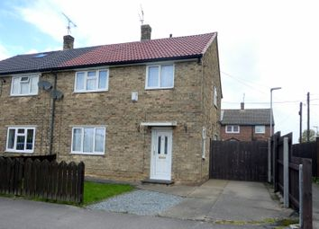 Thumbnail 3 bed semi-detached house for sale in Ecclesfield Avenue, Greatfield, Hull