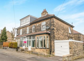 Thumbnail 3 bed semi-detached house for sale in Sunny Bank Road, Bradford