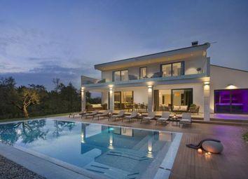 Thumbnail 4 bed property for sale in Modern Villa In Visnjan, Visnjan, Porec, Croatia