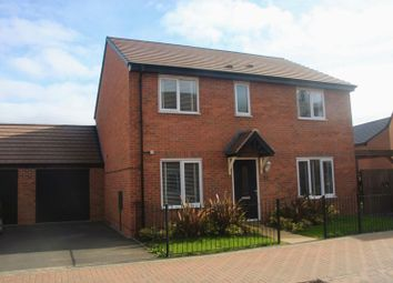 Thumbnail 4 bedroom detached house for sale in Bailey Grove, Lawley Village, Telford