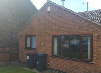 Thumbnail 2 bed bungalow to rent in Chelsbury Court, Arnold, Nottingham