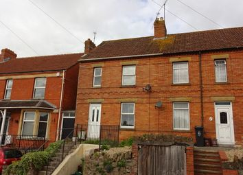 Thumbnail 2 bed end terrace house to rent in Larkhill Road, Yeovil