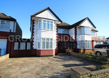 Thumbnail 3 bed semi-detached house for sale in Lynford Gardens, Edgware, Greater London.