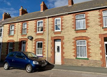 Thumbnail 2 bed terraced house for sale in Gallwey Road, Weymouth
