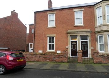 Thumbnail 3 bed flat to rent in Park Terrace, North Shields
