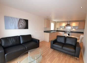 Thumbnail 3 bed flat to rent in Elmira Way, Salford