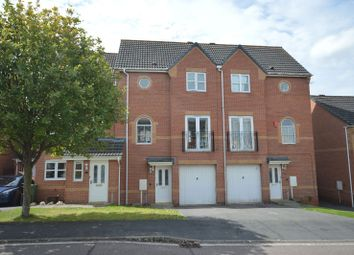 Thumbnail 3 bed town house for sale in The Pastures, Oadby, Leicester