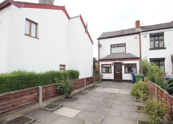 Thumbnail 2 bed cottage for sale in Moorside Road, Urmston, Manchester
