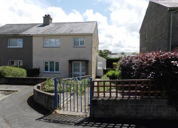 Thumbnail 3 bedroom semi-detached house for sale in Min Y Traeth, Minffordd, Penrhyndeudraeth, Gwynedd