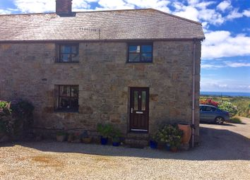 Thumbnail 3 bed semi-detached house for sale in Carnyorth, Penzance