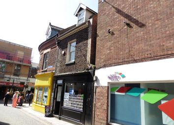 Thumbnail Retail premises for sale in Chapel Street, King's Lynn