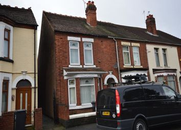 Thumbnail 1 bed flat to rent in Edward Street, Nuneaton