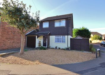 Thumbnail 3 bed detached house for sale in Grange Road, Somersham, Cambs