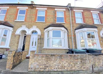 Thumbnail 3 bed terraced house for sale in Canterbury Road, Gravesend