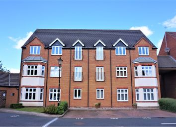 Thumbnail 2 bed flat for sale in The Briars, Walsall