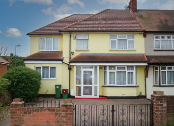 Thumbnail 4 bed semi-detached house for sale in Avenue Road, Northumberland Heath, Erith, Kent