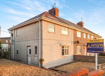 Thumbnail 3 bedroom semi-detached house for sale in Bigyn Road, Llanelli, Carmarthenshire.