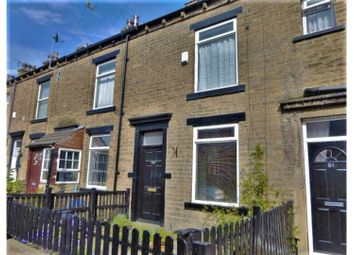 Thumbnail 2 bed terraced house for sale in Woodhall Road, Bradford