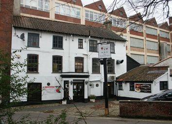 Thumbnail Pub/bar for sale in 2 Muspole Street, Norwich