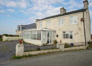 Thumbnail 3 bed semi-detached house for sale in Penterfyn, Carmel, Llannerch-Y-Medd, Anglesey