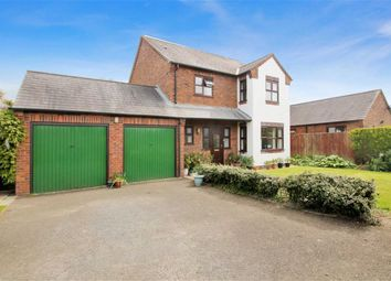 Thumbnail 4 bed detached house for sale in Maes Dinas, Llanfechain