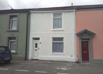 Thumbnail 2 bed terraced house for sale in William Street, Sandfields, Swansea