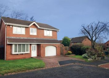 Thumbnail 4 bed detached house for sale in Skaylock Drive, Washington, Tyne And Wear