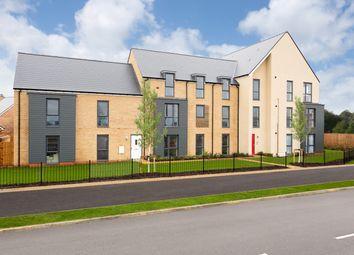 "Thumbnail 2 bedroom flat for sale in ""Brooklands Apartment"" at Fen Street, Brooklands, Milton Keynes"