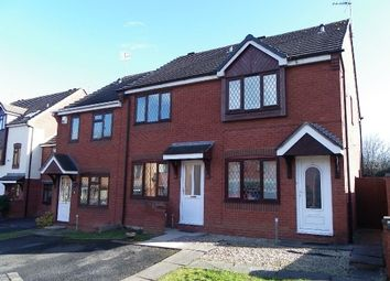 Thumbnail 2 bed terraced house to rent in Race Field, Warndon Villages, Worcester