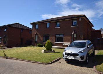Thumbnail 3 bed semi-detached house for sale in Aursbridge Drive, Glasgow