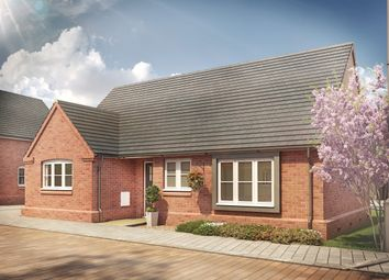 Thumbnail 2 bed detached bungalow for sale in Manor Gardens, High Street, Hadleigh, Ipswich, Suffolk