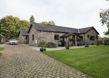 Thumbnail 4 bedroom barn conversion for sale in Reynoldston, Swansea