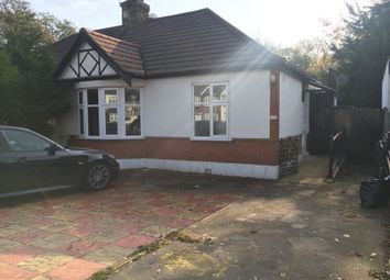 Thumbnail 3 bedroom semi-detached bungalow to rent in Eastern Avenue, Newbury Park, Ilford