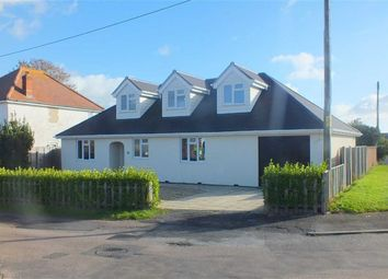 Thumbnail 4 bed bungalow for sale in Belmont Road, Ashley, New Milton