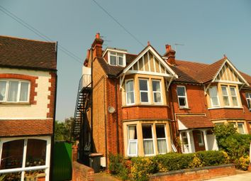 Thumbnail 1 bed flat to rent in Beverley Crescent, Bedford, Beds