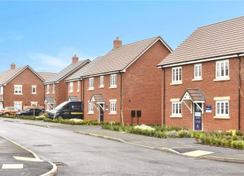 Thumbnail 4 bed detached house for sale in Newton, Rugby, Warwickshire