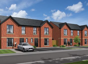 Thumbnail 3 bed semi-detached house for sale in Plot 6, Off Rectory Lane, Thurnscoe, Rotherham