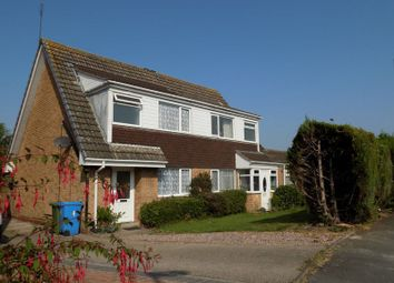 Thumbnail 3 bed semi-detached house to rent in Wolgarston Way, Penkridge, Stafford