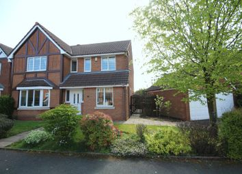 Thumbnail 4 bedroom detached house for sale in Claymere Avenue, Norden, Rochdale